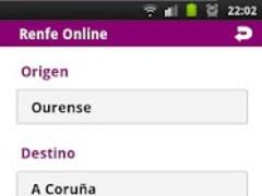 Renfe Online is now Ya Tren 2.0.1 Screenshot