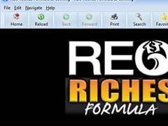 REO Riches Formula 2.3 Screenshot
