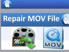 Repair MOV File (Mac) 1.0.0.1 Screenshot