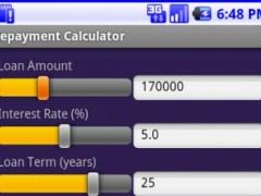 Repayment Calculator Free 1.0 Screenshot