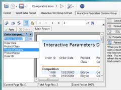 The Report Viewer Pro 8.0.17.0 Screenshot