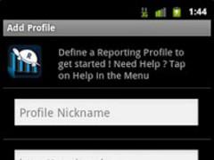 Reportoise 1.2 Screenshot