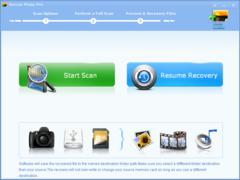 Rescue Photo Pro 3.11 Screenshot