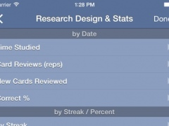 Research Design, Statistics, & Test Construction 2.0 Screenshot