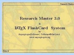 Research Master  Screenshot