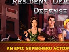Resident Deadman Defense: Horror City Evil Zombies Escape FREE 1.0 Screenshot