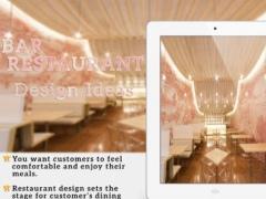 Restaurant & Bar - Interior Design Ideas for iPad 1.0 Screenshot