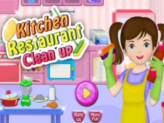 Restaurant Kitchen Cleanup 1.0 Screenshot
