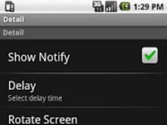RestoreSettings 0.5 Screenshot