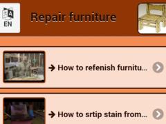 Restoring furniture 1.0.0 Screenshot