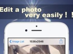 Retouchief - Easy & convenient photo editor 1.02 Screenshot