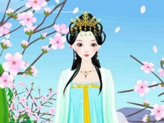 Retro Beauty - Oriental Fashion Ancient Princess Dress Up Salon, Kids Games 1.0 Screenshot