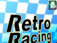 Retro Racing Lite 1.0 Screenshot