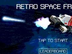 Retro Space Frenzy 1 Screenshot