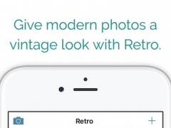 Retro - Vintage Filters 2.5 Screenshot