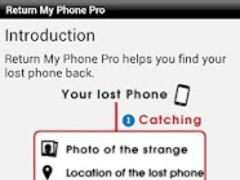 Return My Phone Pro 1.1.5 Screenshot