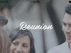 Reunion App 1.1.4 Screenshot