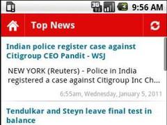 Reuters India News 1.0.4 Screenshot