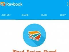 Revbook - Books review 1.1.3 Screenshot