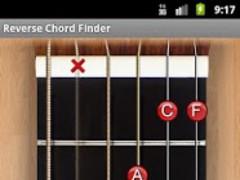 Reverse Chord Finder 1.2 Screenshot