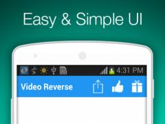 Reverse Movie Video Maker 1.0 Screenshot