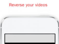 Reverse Video Maker With Sound 1.0 Screenshot