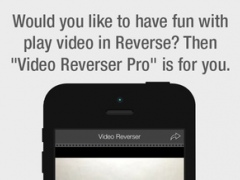 Reverse Video Playback - Rewind Or Backward Replay Your Gallery & Camera Videos 1.4.2 Screenshot