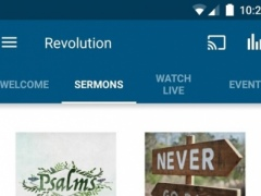 Revolution Church GA 3.3.1 Screenshot