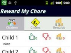Reward My Chore 1.9 Screenshot