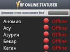RF Online Statuser 1.1.0 Screenshot