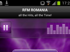 RFM ROMANIA 3.6.5 Screenshot