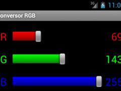 RGB Converter 1.0 Screenshot