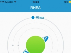 RHEA Authenticator for Salesforce 1.4 Screenshot