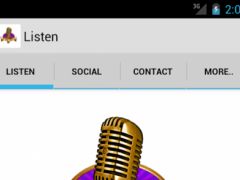 Rhema Gospel Radio 1.2 Screenshot