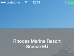 Rhodes Marina Guest Services 1.2.1 Screenshot