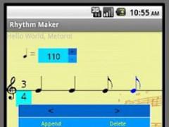 Rhythm Maker 1.63 Screenshot