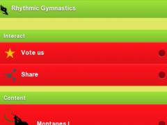 Rhythmic gymnastics 1.00 Screenshot