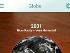 Rice Globe 1.0 Screenshot