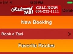 Richmond Taxi 2.0.20 Screenshot