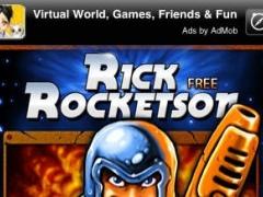 Rick Rocketson Free (NEW) 1.2.1 Screenshot