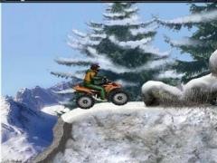 Ride In Snow 1.0 Screenshot