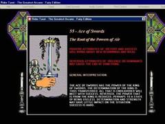 Rider Tarot - Light Edition 9.0 Screenshot