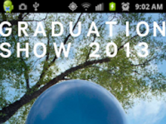 Rietveld Graduation Show 5.2.0 Screenshot