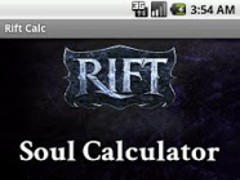 Rift Calculator 0.9 Screenshot