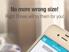 Right Shoes 3.0.3 Screenshot
