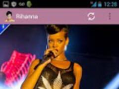 Rihanna Videos, News and Pics 1.11 Screenshot