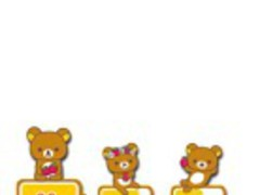 Rilakkuma Battery Widget 1 1.0.1 Screenshot