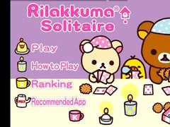 Rilakkuma Solitaire 1.0 Screenshot