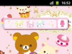 Rilakkuma Theme 5 1.2.5 Screenshot