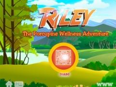 Riley the Porcupine's Wellness Maze Adventures 1.3.1 Screenshot